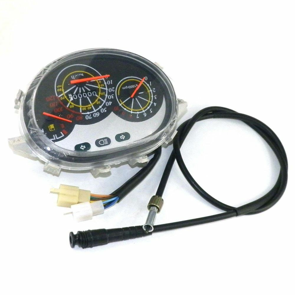 Instrument Gauge w/ Speedometer Cable Chinese Scooter Moped ty1 | eBay