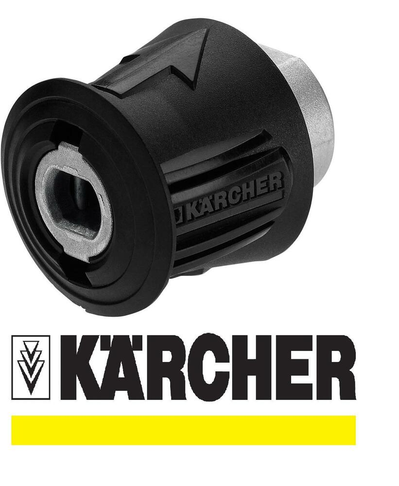 new karcher pressure washer quick release coupling socket. Black Bedroom Furniture Sets. Home Design Ideas