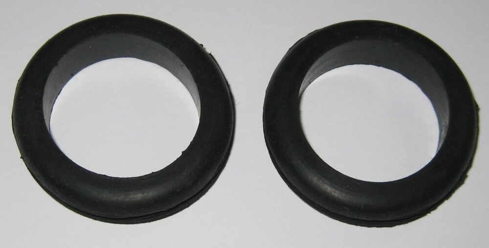 2 X Rubber Grommet Fits 1 3 4 Quot Diameter Hole And 1 8