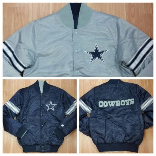 authentic-dallas-cowboys-reversible-starter-nfl-satin-jacket-navy
