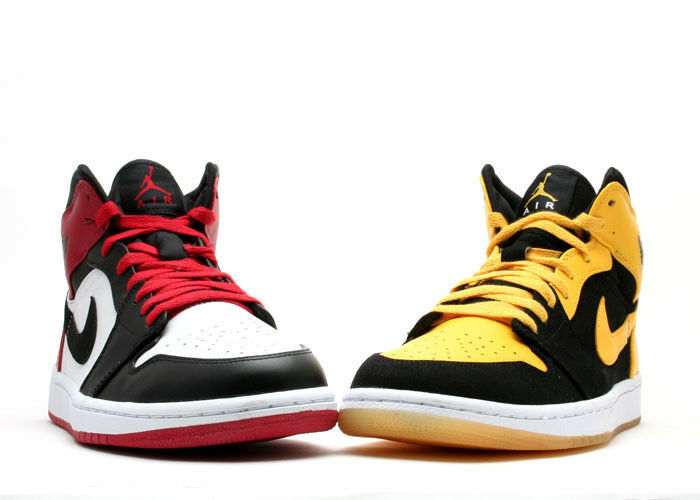 6e765be18df0 Details about NIKE AIR JORDAN 1 OLD LOVE NEW LOVE