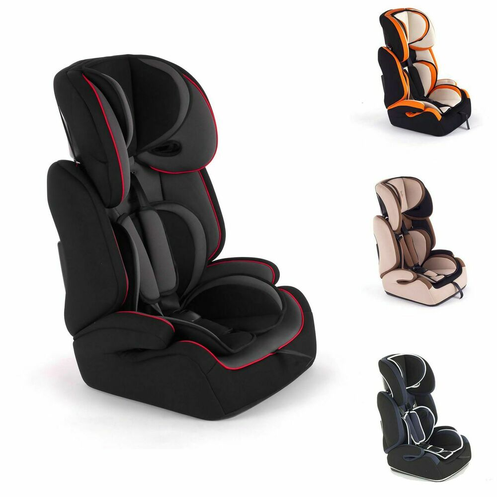 kindersitz 9 36 kg autokindersitz autositz gruppe 1 2 3 baby vivo farbauswahl ebay. Black Bedroom Furniture Sets. Home Design Ideas