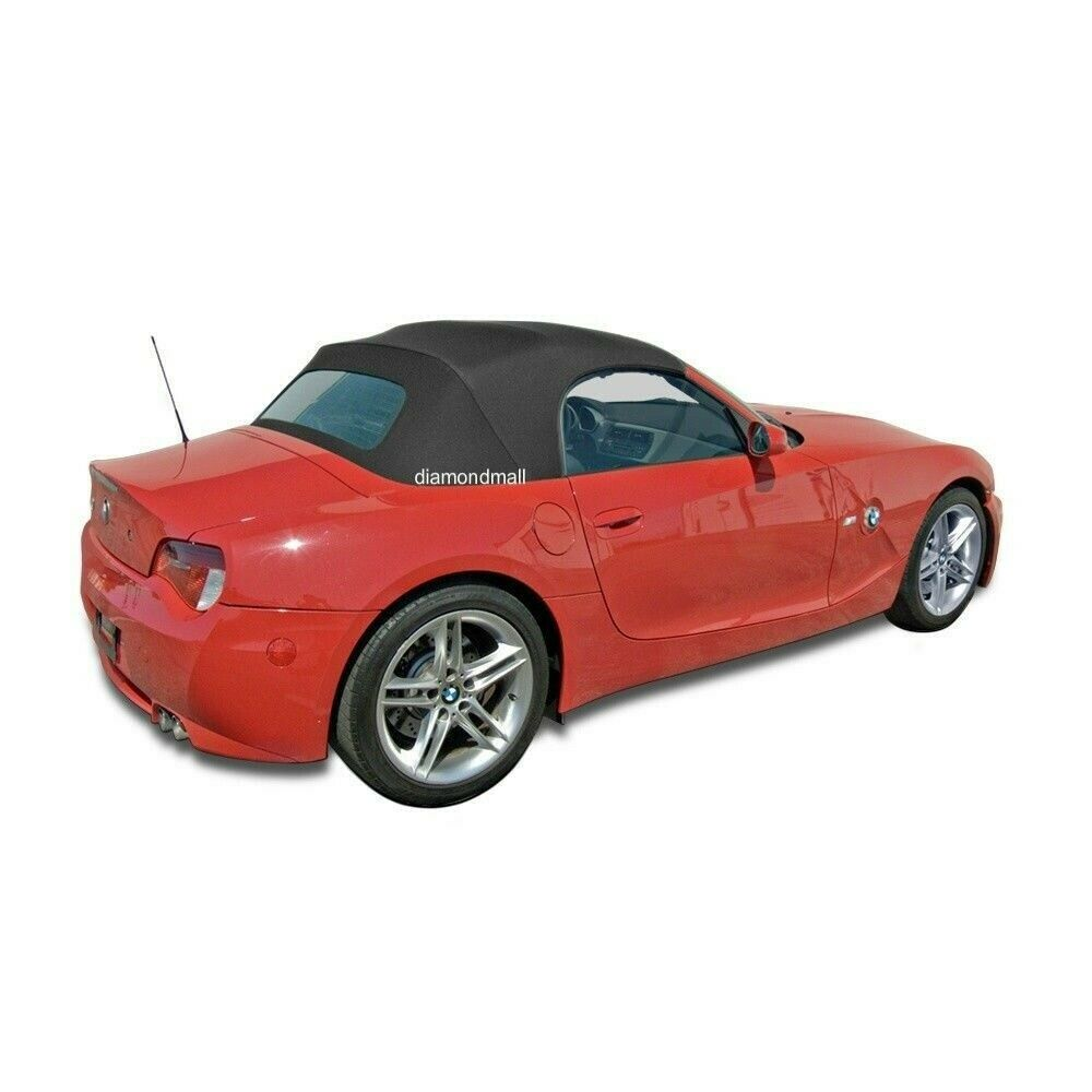 Bmw Z4 Convertible: BMW Z4 2003-2008 Convertible Soft Top Replacement & Glass