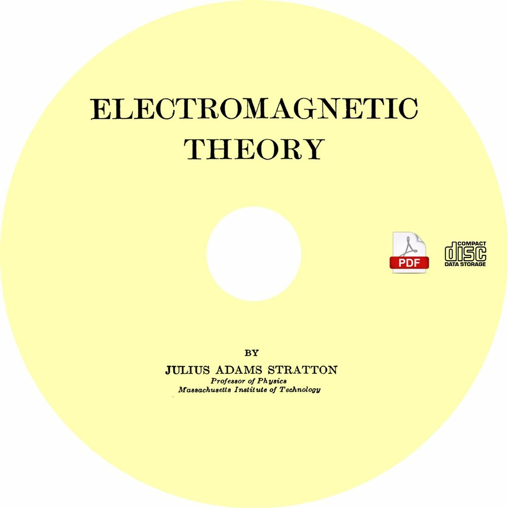 Stratton Electromagnetic Theory Pdf