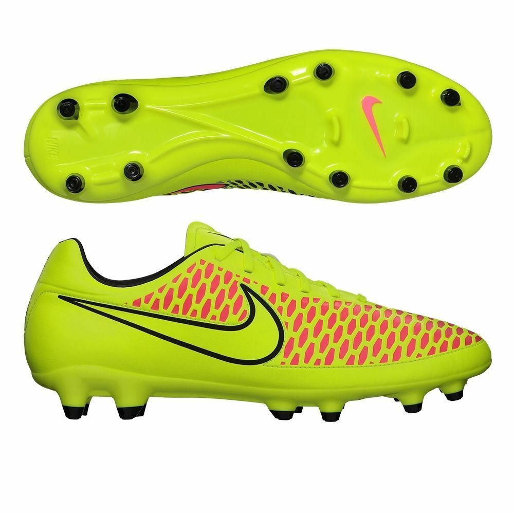 3c0a9edcf80aa Details about NIKE MAGISTA ONDA FG FIRM GROUND SOCCER SHOES  Volt/Black/Hyper Punch.