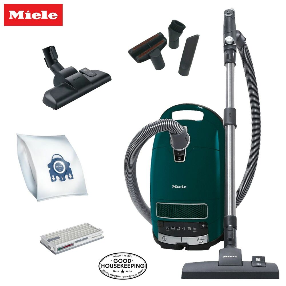 miele alize c3 complete canister vacuum cleaner great on hardwood hepa ready ebay. Black Bedroom Furniture Sets. Home Design Ideas