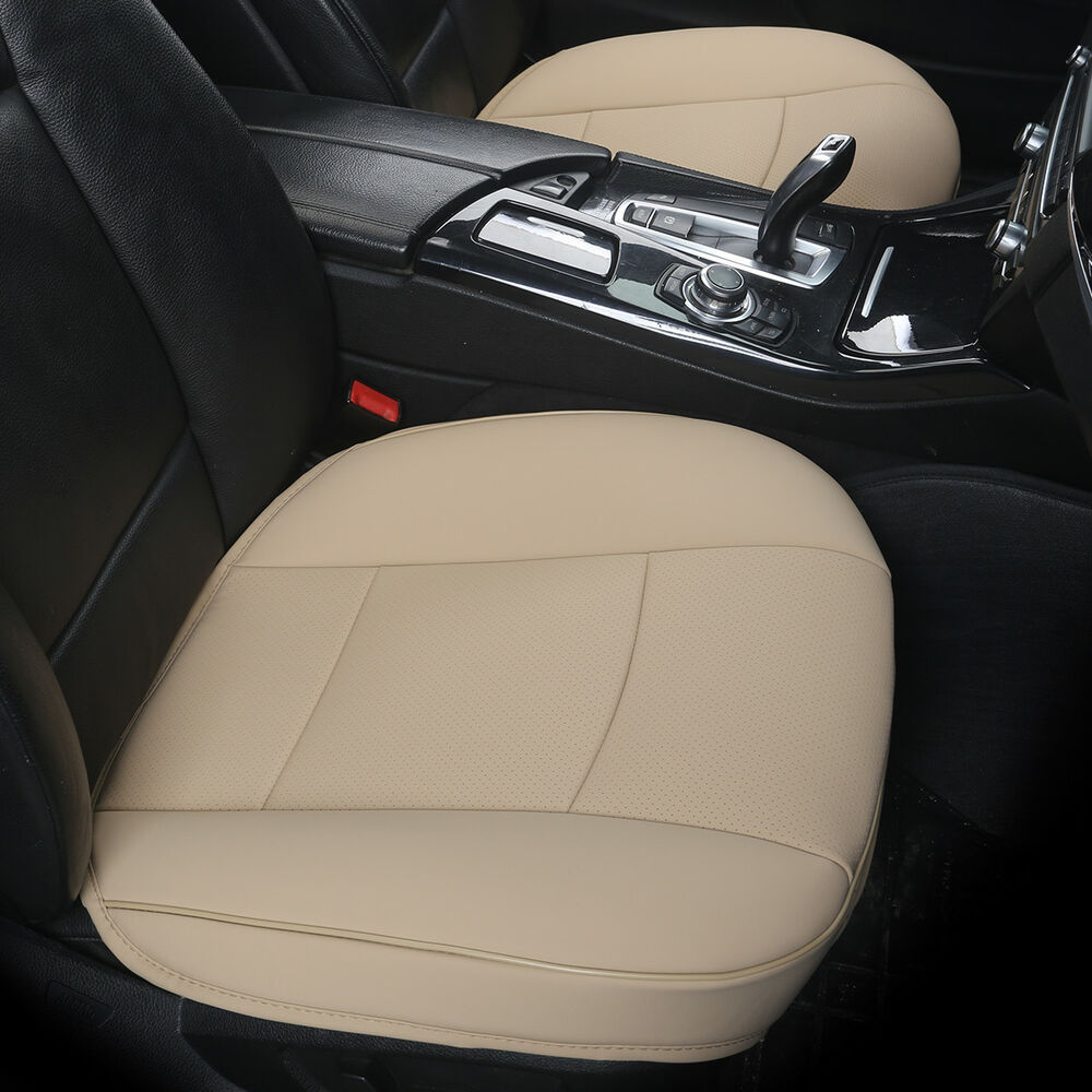 new pu leather luxury car cover car seat protector seat cover for bmw toyota vw ebay. Black Bedroom Furniture Sets. Home Design Ideas