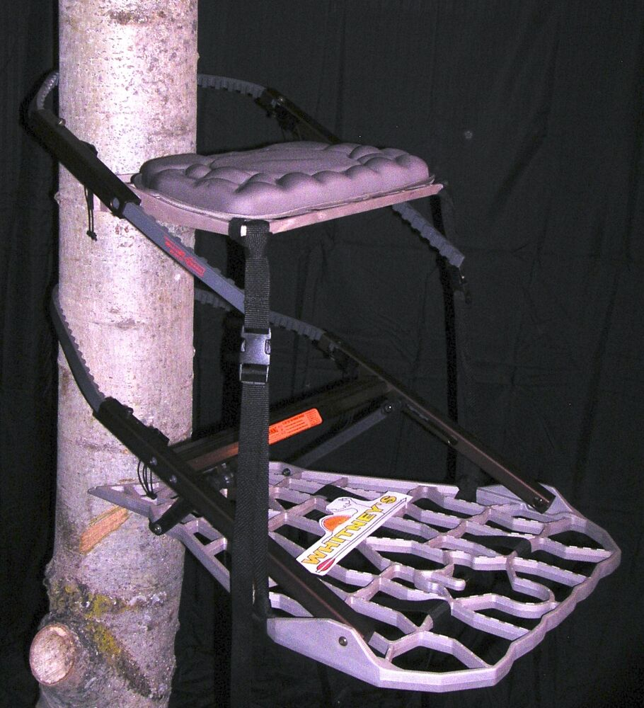 Lone Wolf Tree Stand Assault Hand Climber Combo Ii