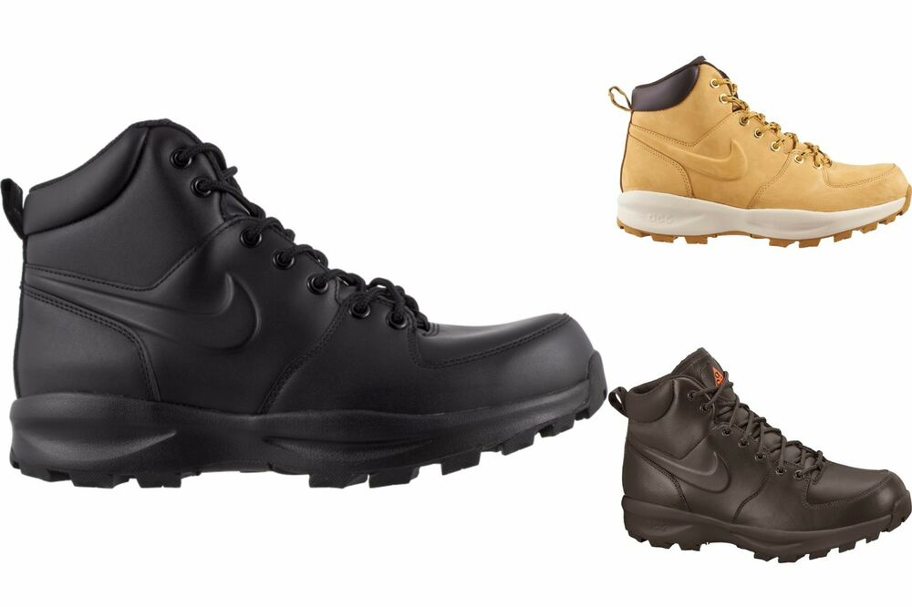 Nike Men's Manoa Leather Boots Winter Boots NEW!! NEW