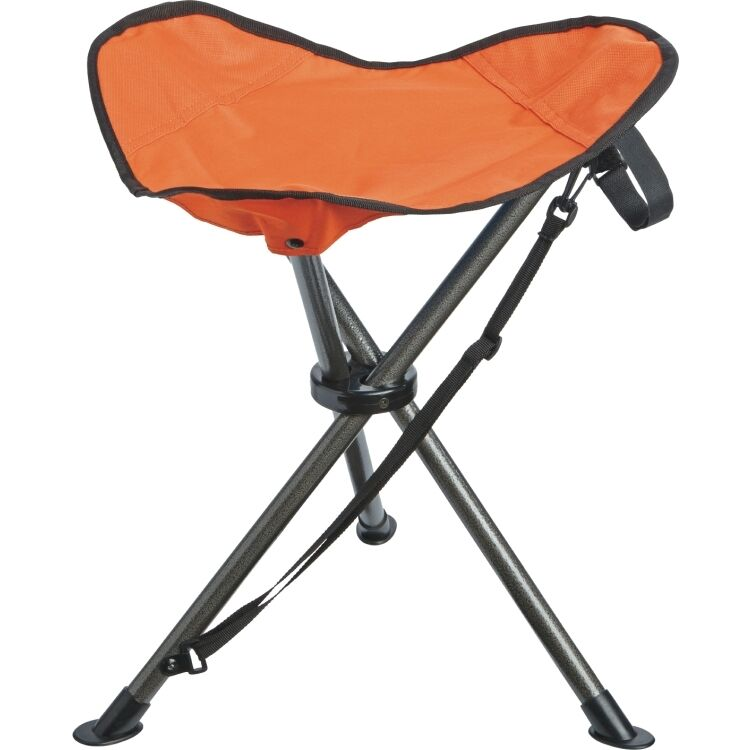 New Disc Golf Tripod Stool 225 Lbs Chair Seat Backpack