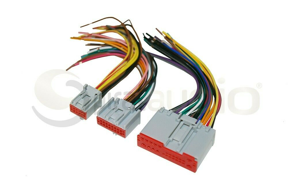 ford factory 20 pin radio wiring harness 1997 crown victoria ford factory radio wiring harness #14