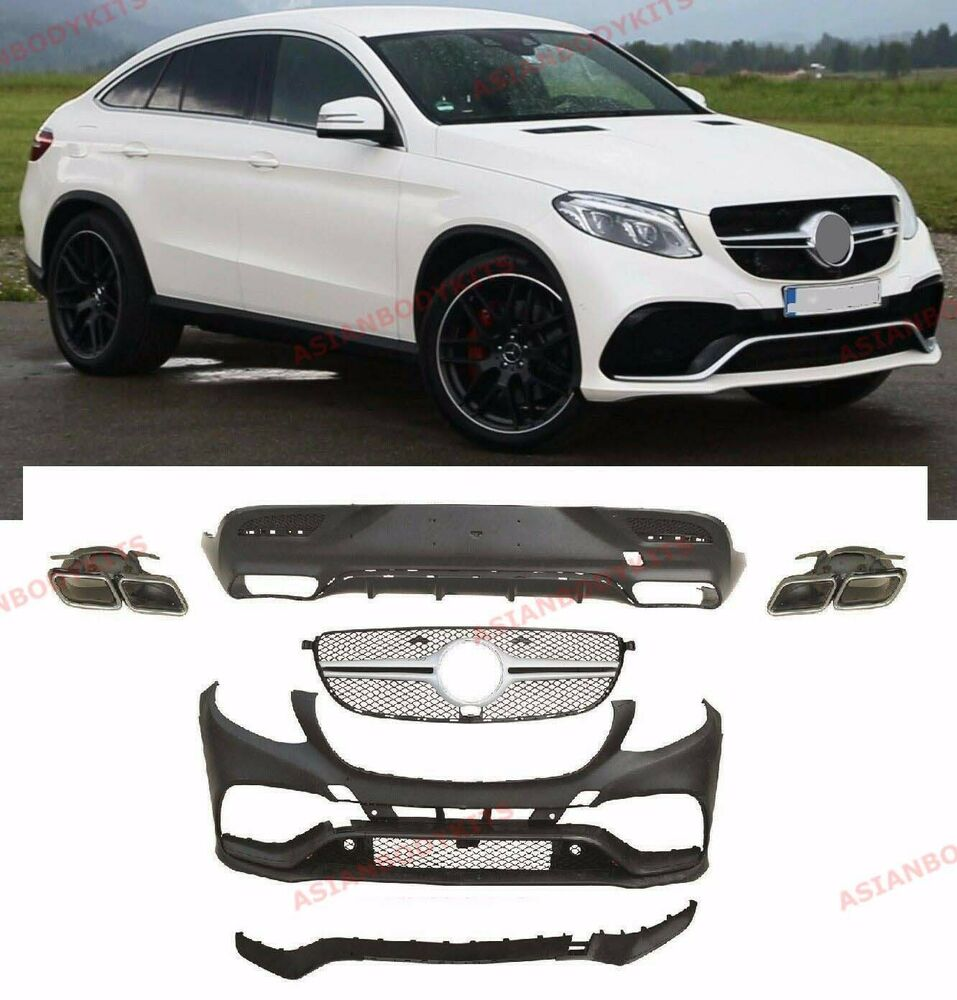 2016 Mercedes Benz Gle Coupe Exterior: For Mercedes Benz GLE COUPE 63 BODY KIT (C292)