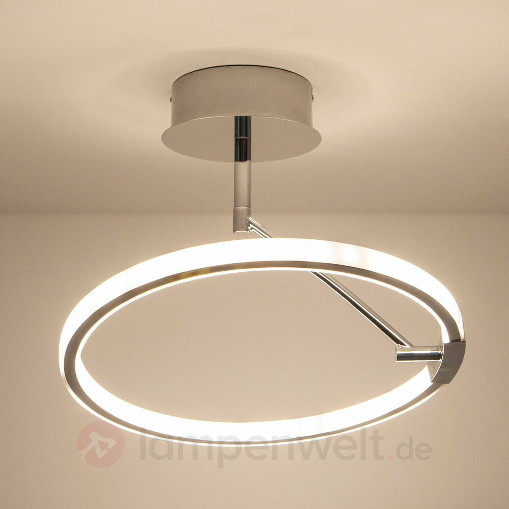 led deckenleuchte anelia ring leuchtring deckenlampe leds. Black Bedroom Furniture Sets. Home Design Ideas