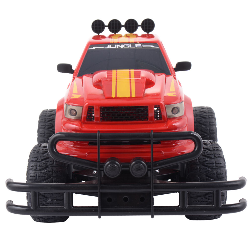 electric 1 10 4ch rc monster truck remote control off road. Black Bedroom Furniture Sets. Home Design Ideas