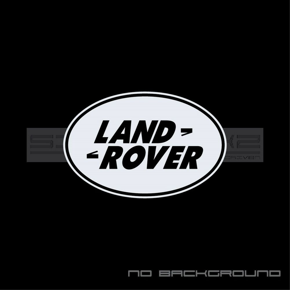 Landrover Discovery Side Stripe Decals Stickers Land Rover: Land Rover Decal Circle Sticker Logo British LR2 Range