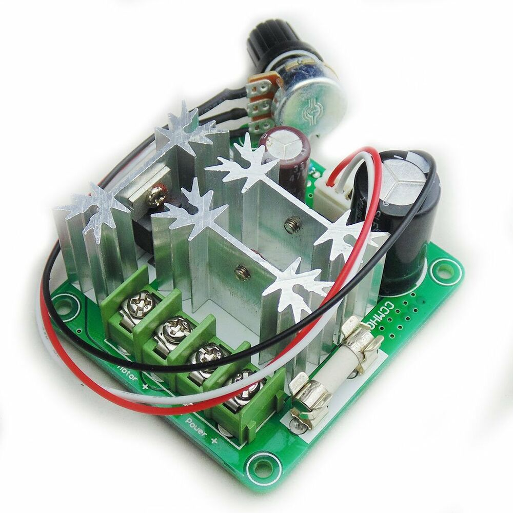 6v 90v 15a Pwm Dc Motor Speed Controler Controller Switch