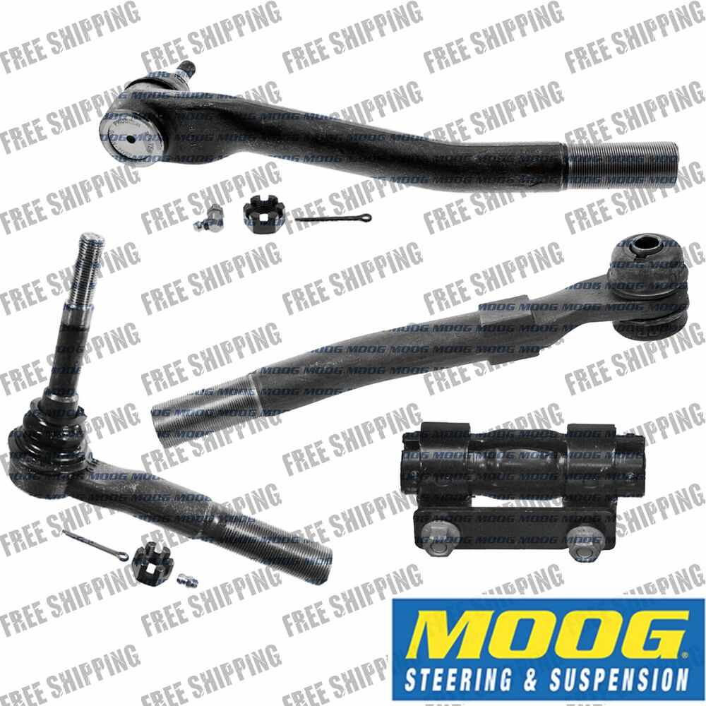 Ford F 350 Front End Parts : Ford f super duty new steering front end moog