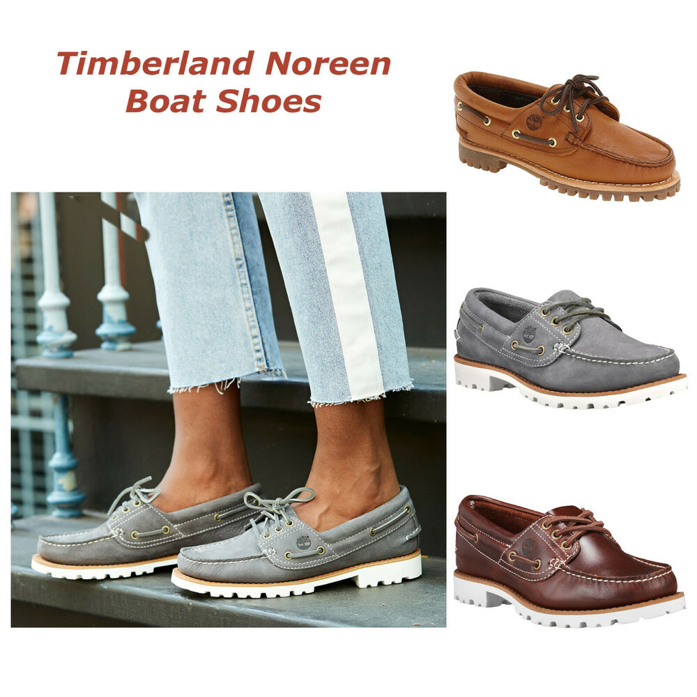 timberland heritage noreen women boat shoes wheat brown new authentic ebay. Black Bedroom Furniture Sets. Home Design Ideas