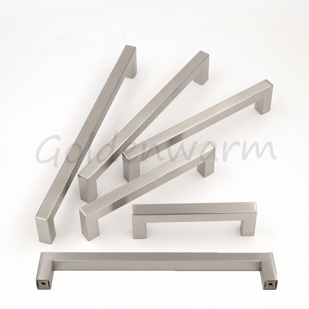 Kitchen Cabinet Bar Pull Handles