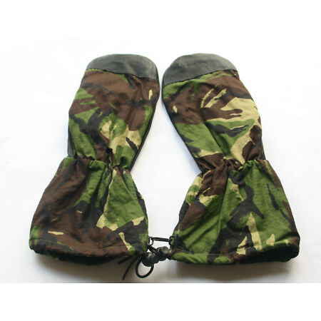 img-British Army Arctic Winter Cold Weather Camo ECW Mittens / Camouflage Gloves