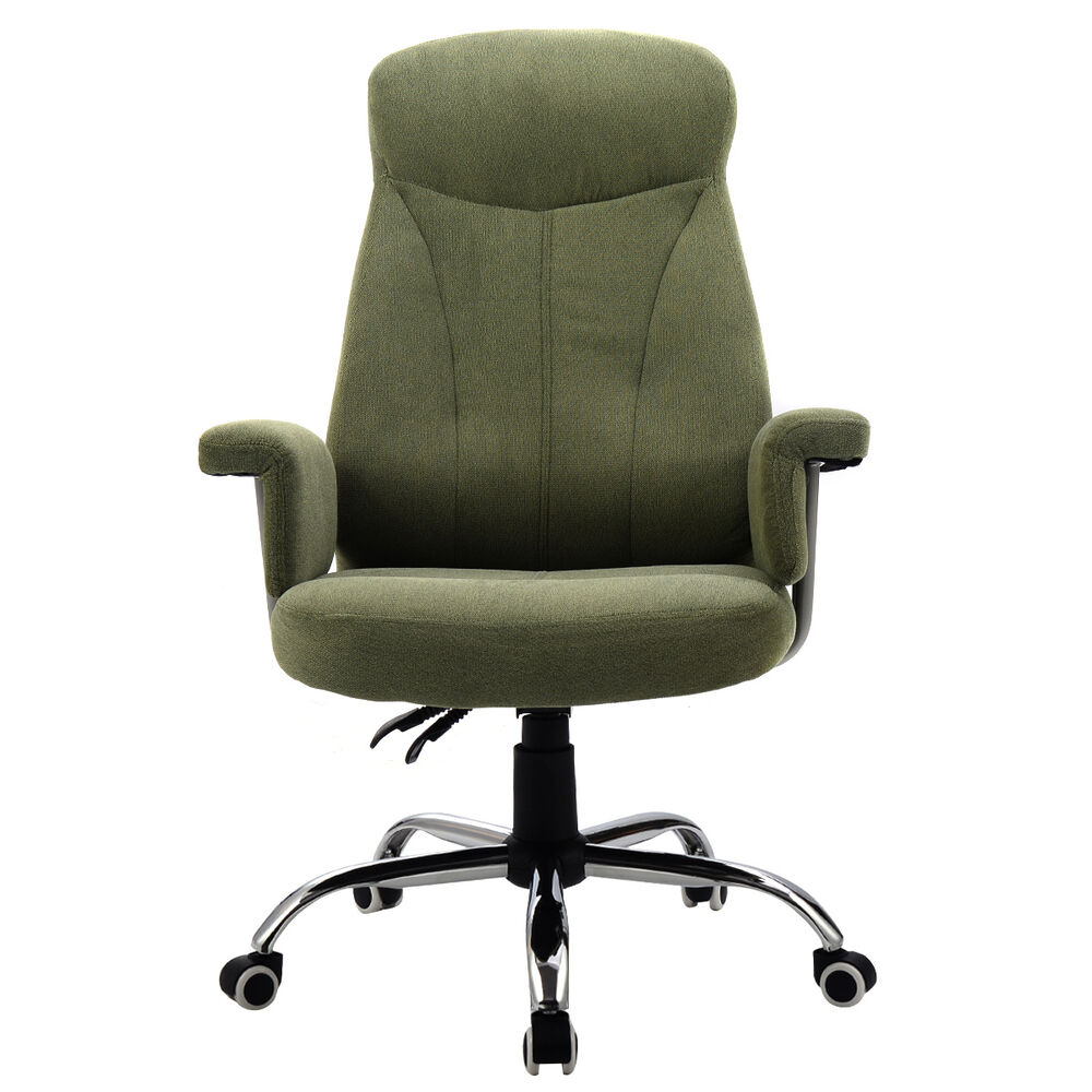 Reclining Office Chair High Back Padded Executive Computer  : s l1000 eBay <strong>Roll Top Desk Minnesota</strong> from www.ebay.com size 1000 x 1000 jpeg 84kB
