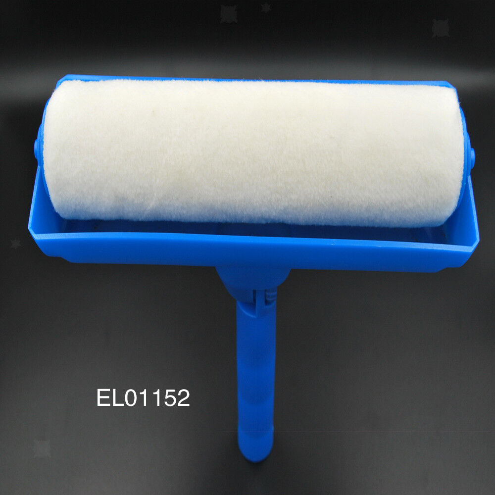 9inch Paint Roller Painting Brush Sleeve W Roller Home