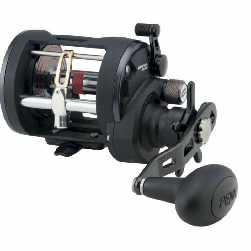 ... Warfare 15 Level Wind Left Hand / Sea Fishing Reel / 1366187 | eBay