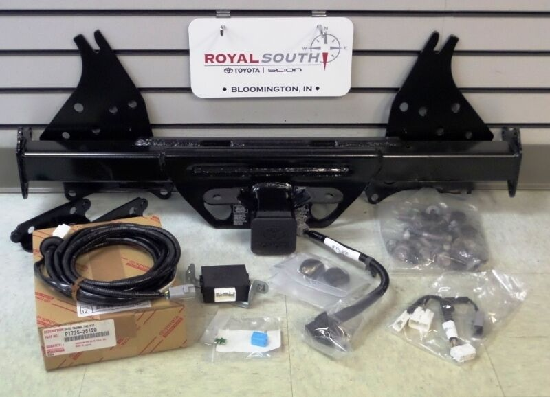 Toyota Tacoma 2015 Class III Tow Hitch amp Harness Kit