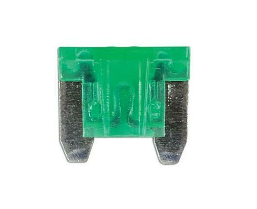s l1000 car spare 10x micro blade fuses 30 amp fuse box for vehicles