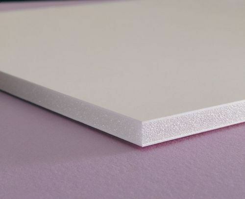 16 Quot X 24 Quot 3mm 1 8 Quot Thick White Pvc Closed Cell Expanded