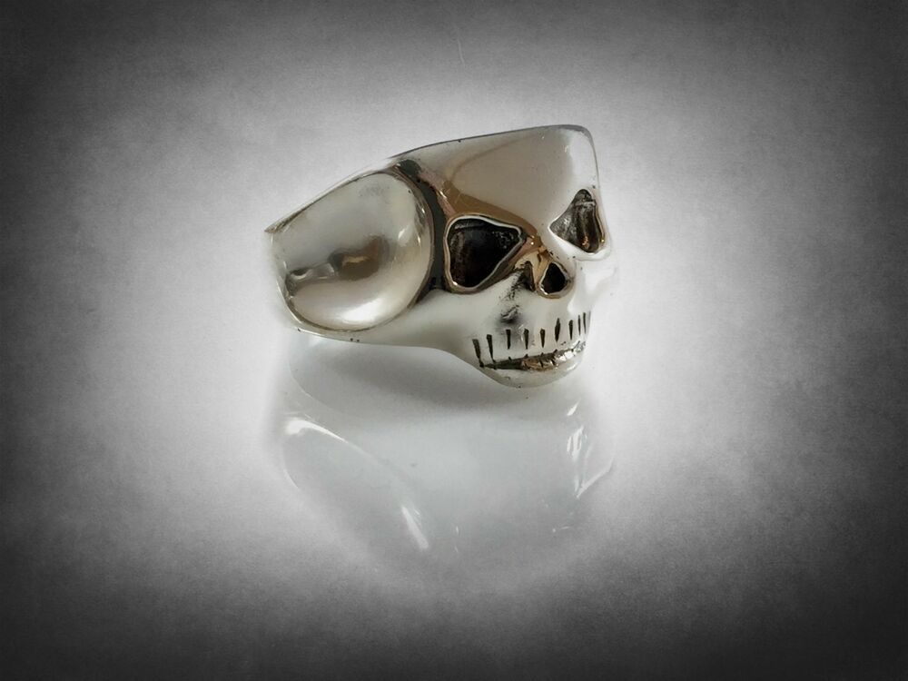 Johnny Depp Skull Ring Ebay