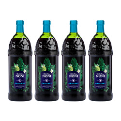 Kyпить Tahitian Noni Juice by Morinda Inc. (4 bottle case) *NEW LOOK!*  на еВаy.соm