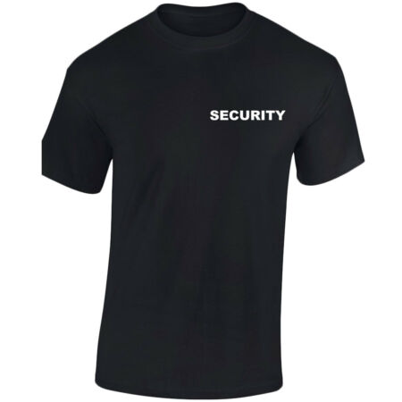 img-Security Workwear Mens T-Shirt 10 Colours (S-3XL) by swagwear