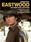 Essential Eastwood: Action Collection (DVD, 2010, 4-Disc Set)