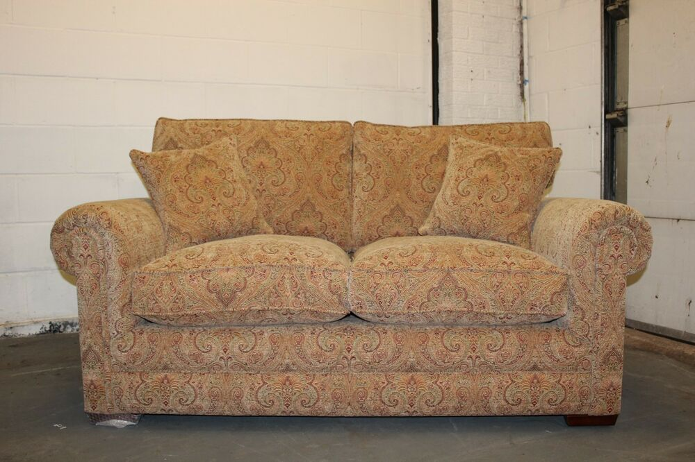 Gold Chenille Sofa Thesofa