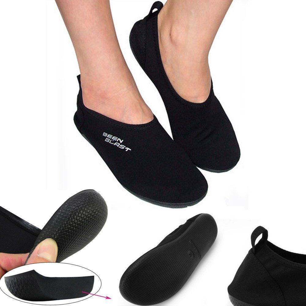 Yoga And Shoes: Best Shusox Barefoot Water Shoes Cushion Slipper Slip-on