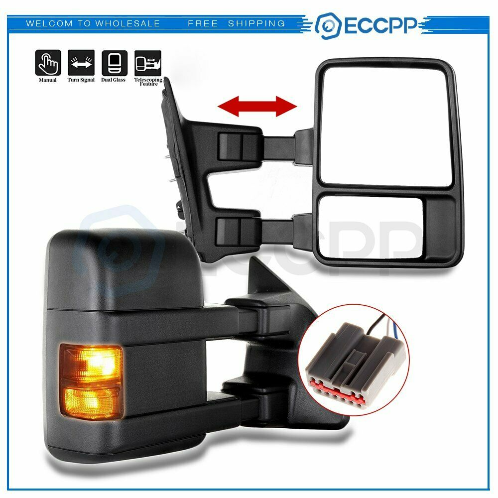 l r 2003 2007 ford f250 f550 super duty telescoping manual. Black Bedroom Furniture Sets. Home Design Ideas