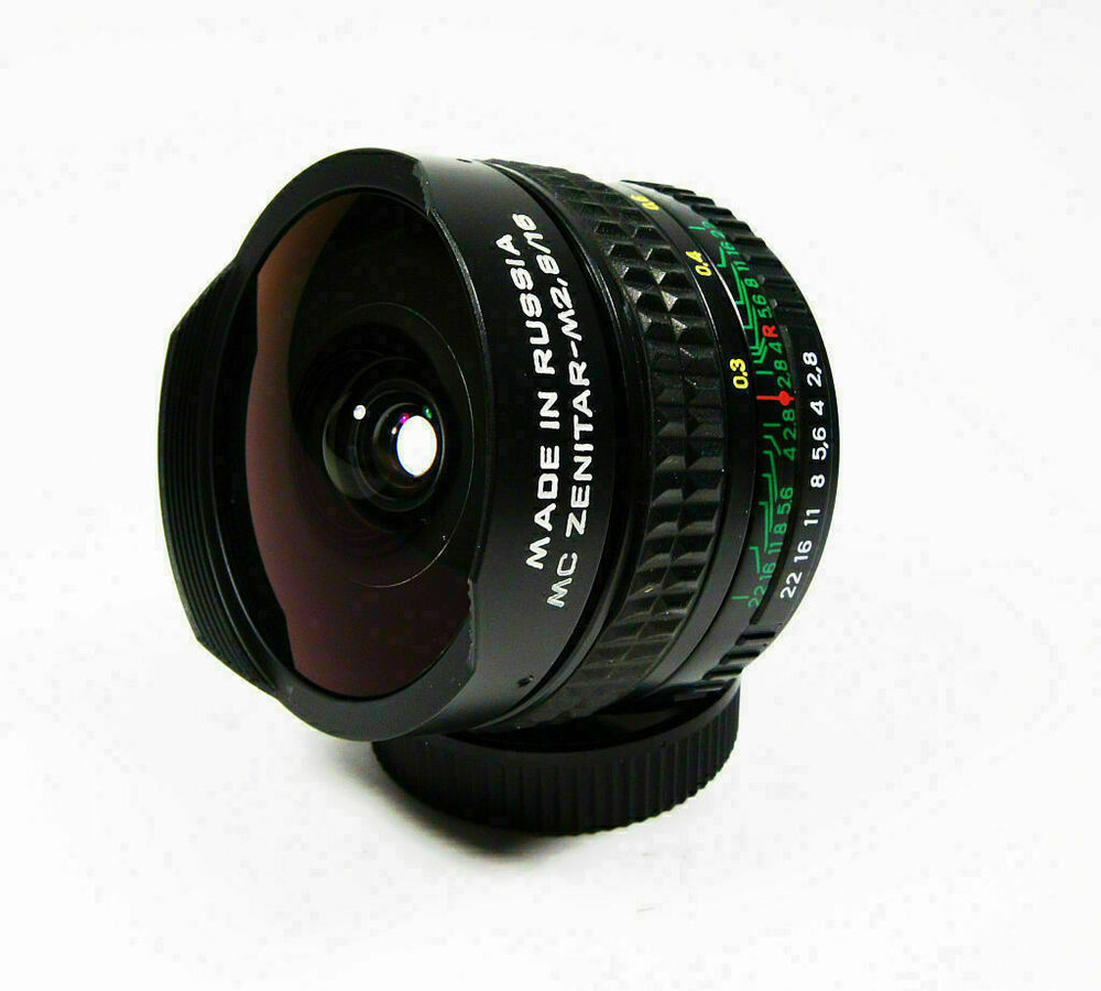 Zenitar 16mm Fisheye | Flickr