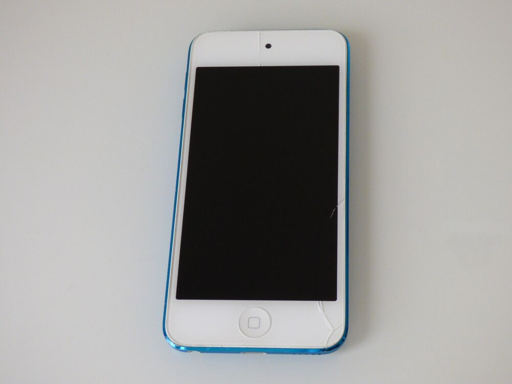 Apple iPod Touch 16GB Blue (5th Generation) Latest Model ...