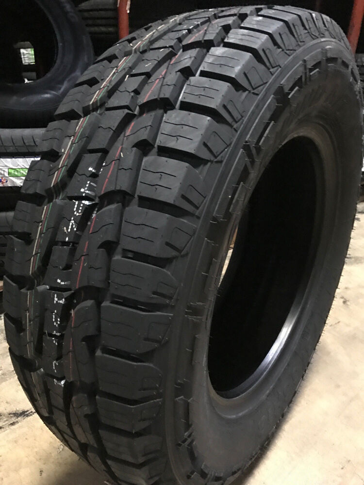 2 New 275 60r20 Crosswind A T Tires 275 60 20 2756020 R20 At 4 Ply