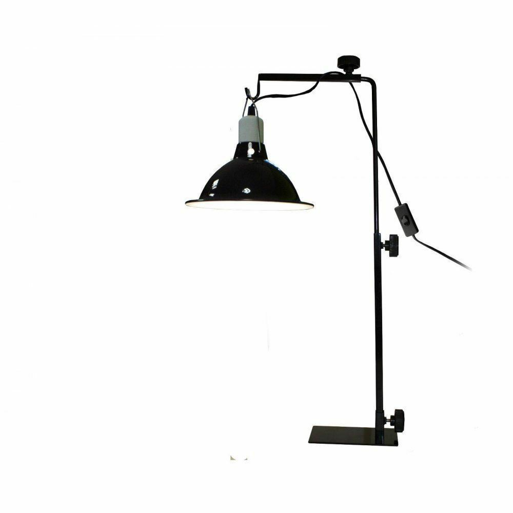 zoo med reptile lamp stand instructions