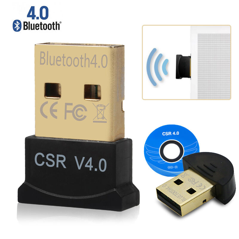 usb bluetooth dongle 4 0 csr wireless adapter for windows. Black Bedroom Furniture Sets. Home Design Ideas
