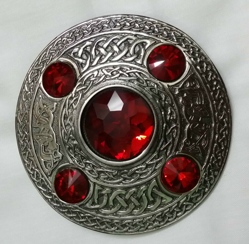 subcultures celtic item buy brooch fibula on livemaster online jasper playing with shop role penannular handmade