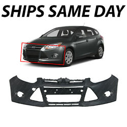 Kyпить NEW Primered - Front Bumper Cover for 2012 2013 2014 Ford Focus Sedan / Hatch на еВаy.соm