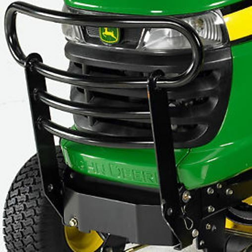 John Deere Bumper Guard : John deere and series brushguard bumper bm