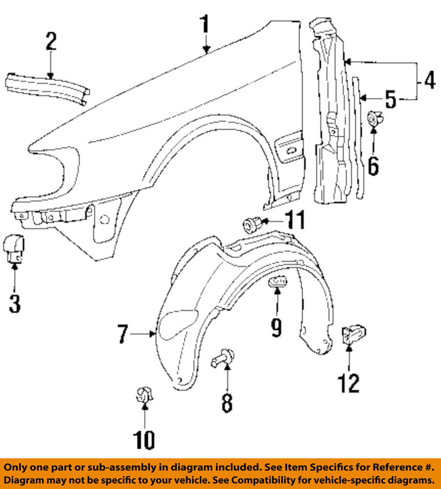 Roger Vivi Ersaks  2008 Audi A4 Engine Splash Shield Diagram