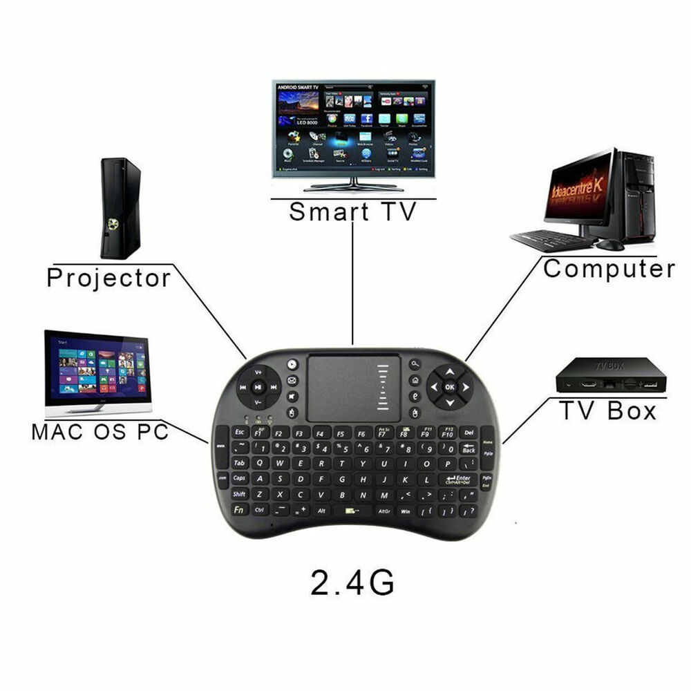 how to turn on and off android box with keyboard