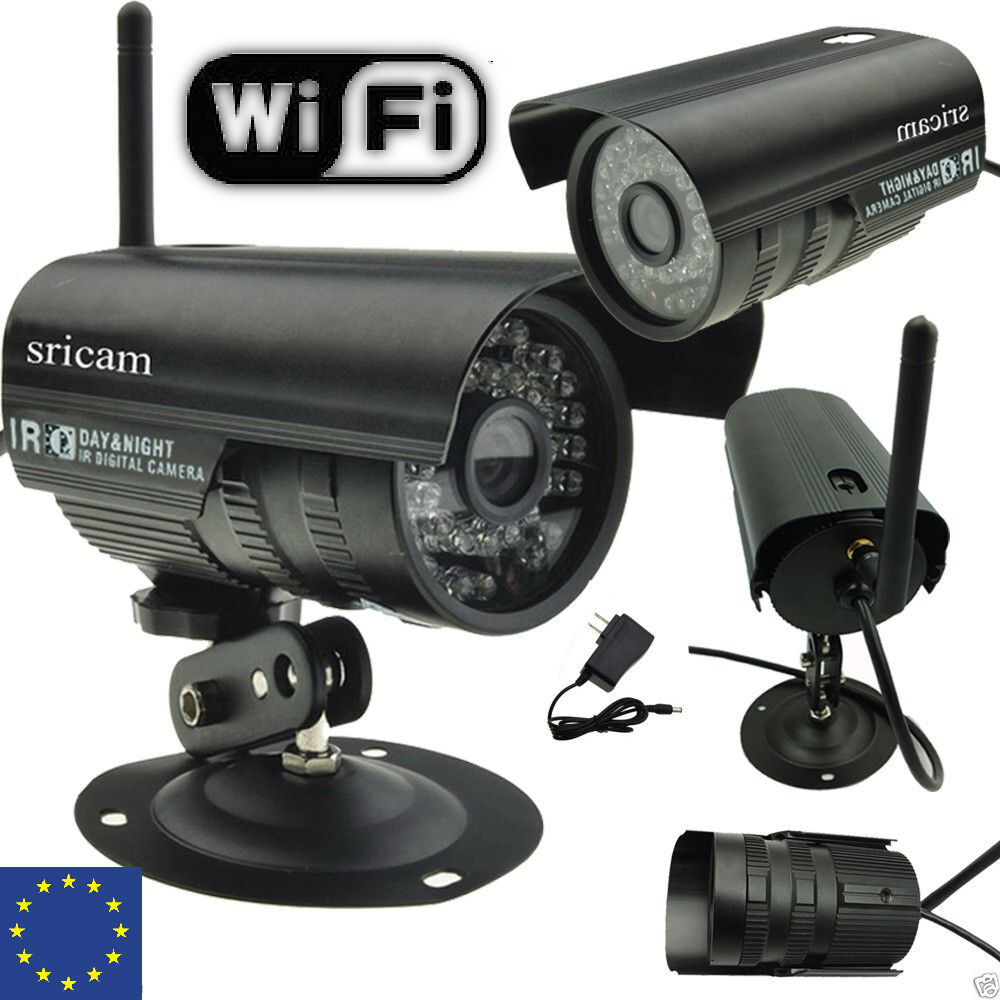 Top cctv network wifi wireless ip camera outdoor - Best wireless exterior security camera ...