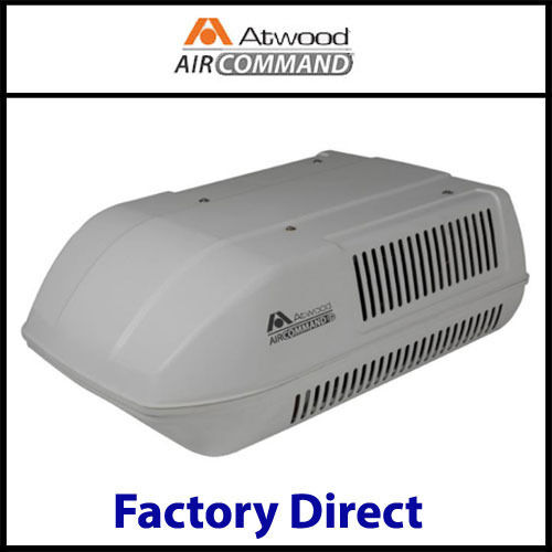 Atwood 15000 Btu Ducted White Ac With Heat Pump Complete