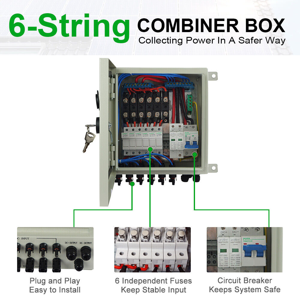 Pv Combiner Box Wiring Diagram on square d breaker box wiring diagram, square d qo box diagram, solar controller wiring diagram, solar combiner box diagram, panel box wiring diagram, crouse-hinds 0205871 3 wiring diagram, solar dc disconnect wiring diagram, pv diagram examples,